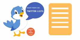 5 Ways to Use Twitter Lists to Expedite Your Day on Twitter Today