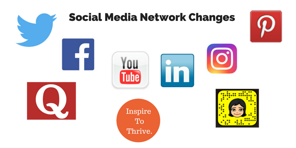 social network changes