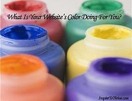 Can Changing Your Website's Color Make More Sales?