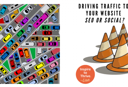 driving traffic to your website