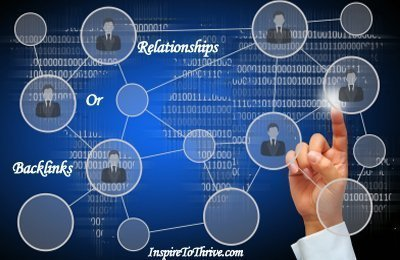 Relationships or Quality Backlinks?