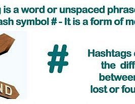 Hashtags Today Are Everywhere – Learn How To Use Them To Get Results