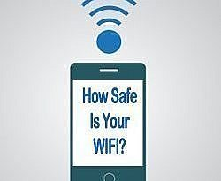 WIFI – Is Your Mobile, Tablet or Laptop Safe Online?