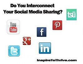Interconnecting Your Social Media Accounts – Good or Bad?