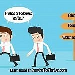 friends or followers on Tsu