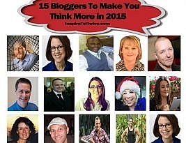 15 Bloggers to Make You Think in 2015 and Beyond