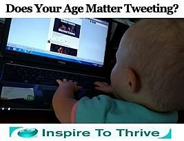 Does Your Age Make Your Tweet More Absolutely Awesome?
