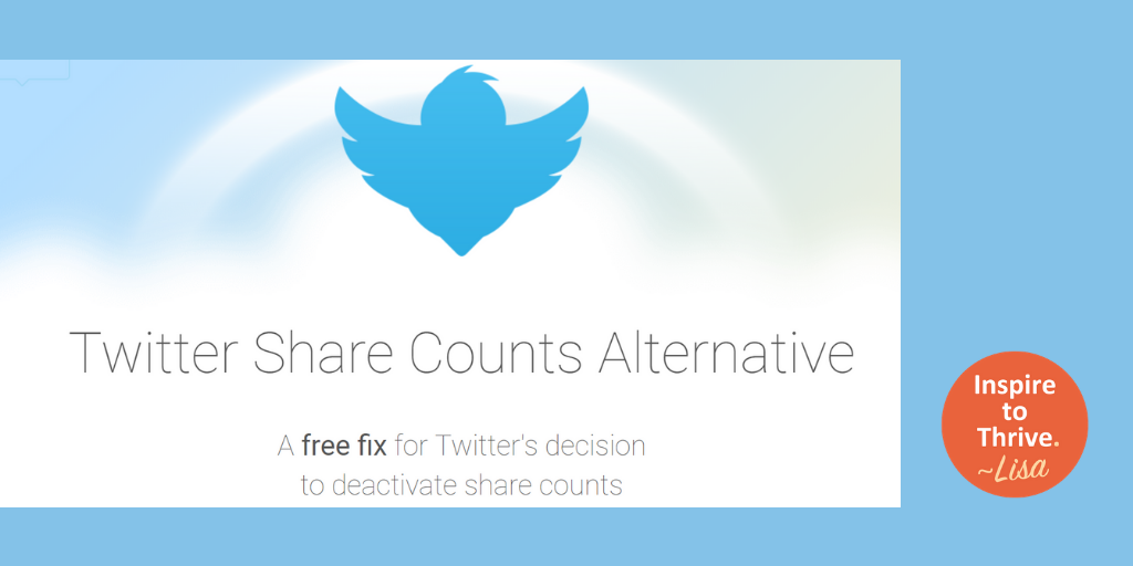 get your Twitter share counts back