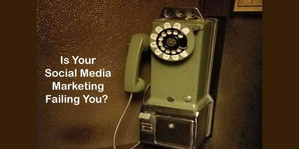 your social media marketing
