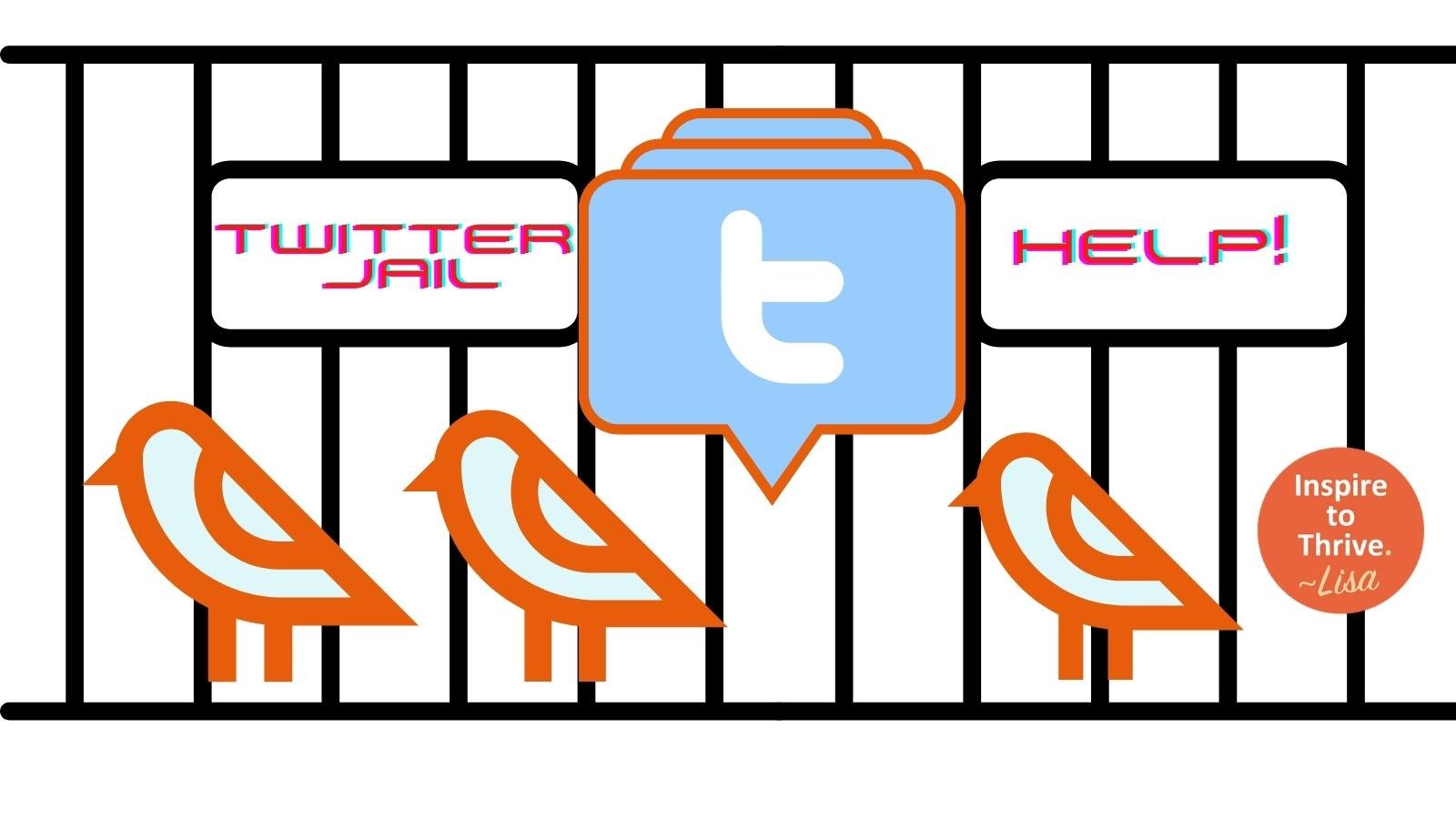 how to get your Twitter account back from Twitter jail