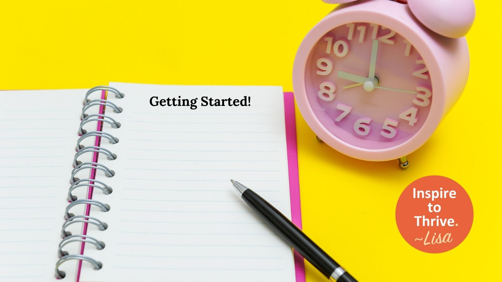 getting started with your content