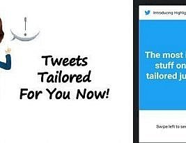 4 Ways Tailored Tweets Will Make You See Useful Tweets