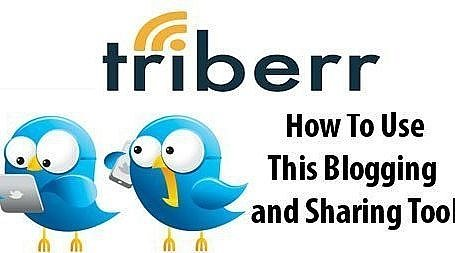 triberr how to