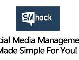 SMhack Social Media Management System Made Simple