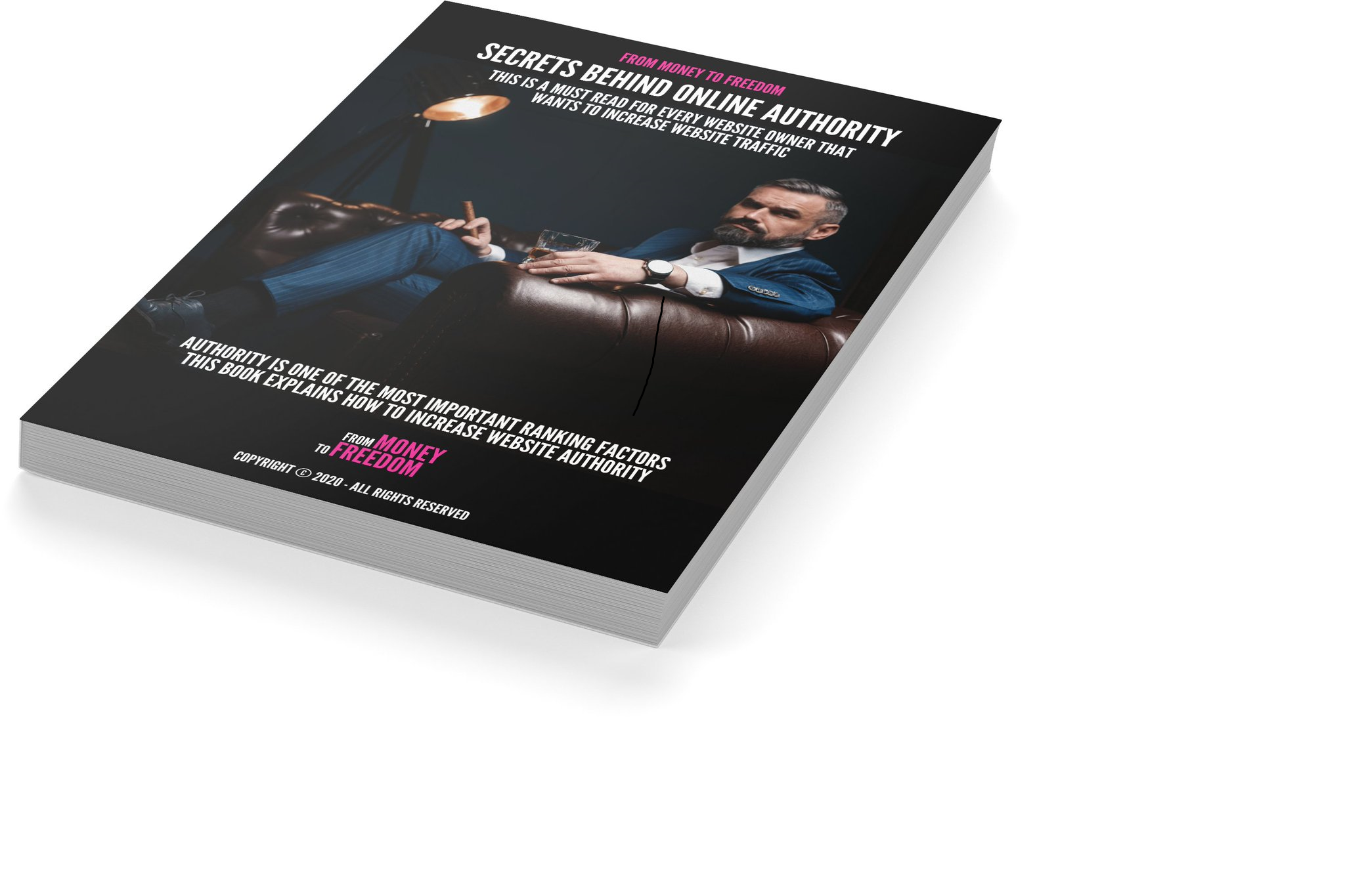 secrets to online authority