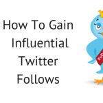 Influential Twitter follows