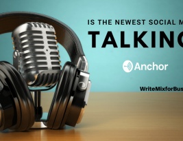 How to Tune-up Your Social Media with Anchor Audio