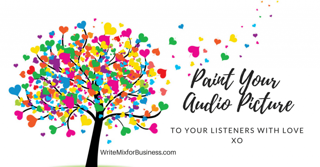 paint your audio picture