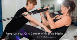 How to Snuggle Up With the Social Side of Content Marketing