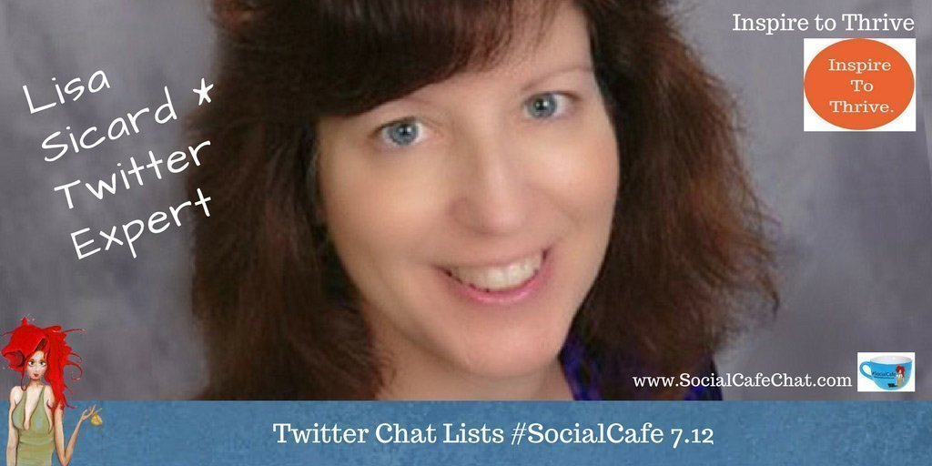 Join the #socialcafe Twitter Chat