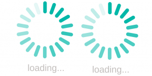 loading website