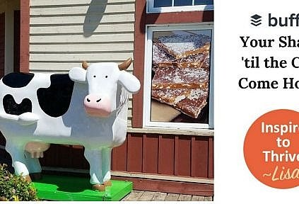 buffer your shares til the cows come home