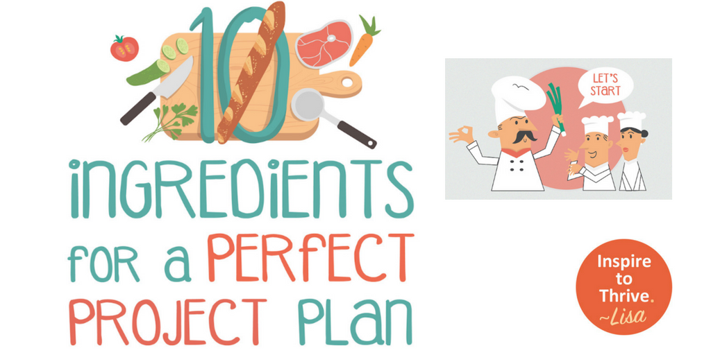 perfect project plan you need