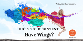 How to Create Content With More Oomph That Your Readers Will Love