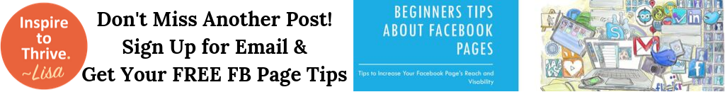 free facebook page tips
