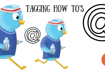 how to tag people on social media