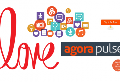 agorapulse for social