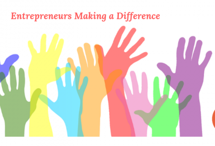 entrepreneurs making a difference