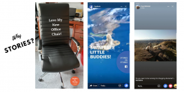 Facebook Stories To Help Grow Your Business Page Organic Reach