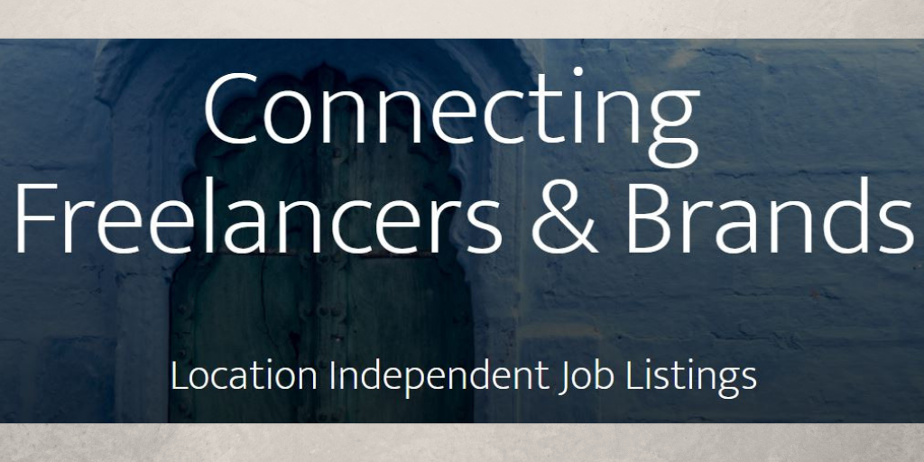 connecting brands with freelancers