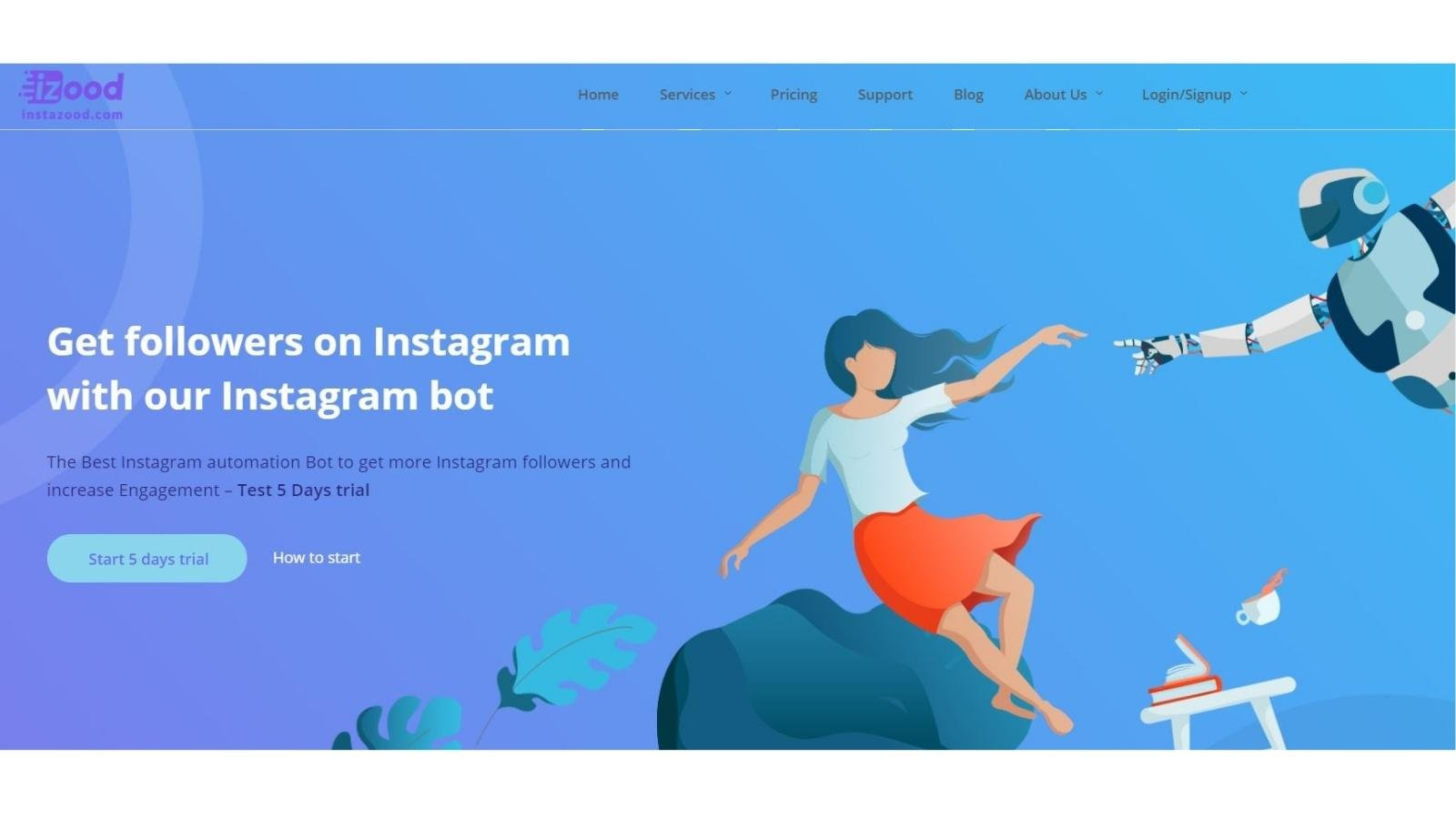 Instazood for instagram marketing