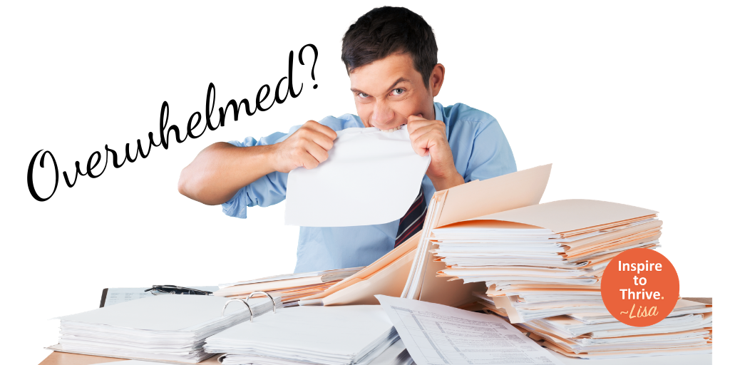 outsourcing is crucial to avoid overwhelm