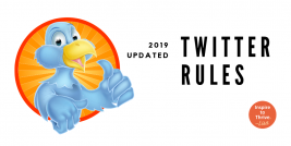 Twitter Rules for Dummies Now Short and Sweet Like a Tweet