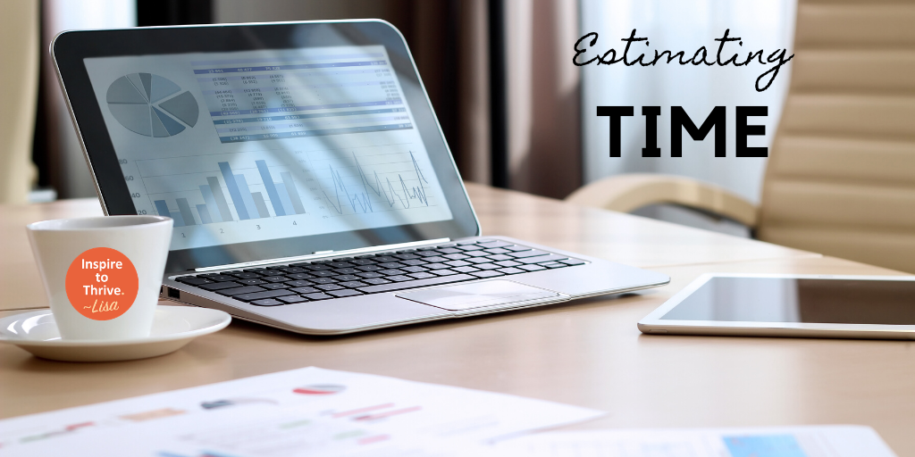 estimating time you spend in your business