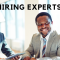 benefits of hiring experts