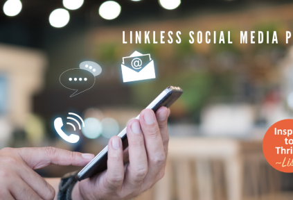 linkless social media posts
