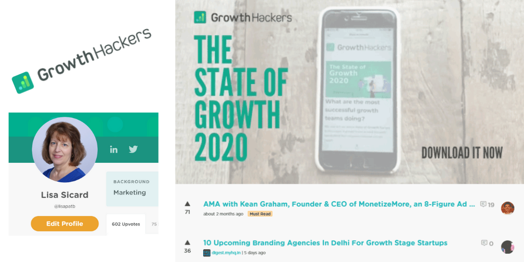 growth hackers content