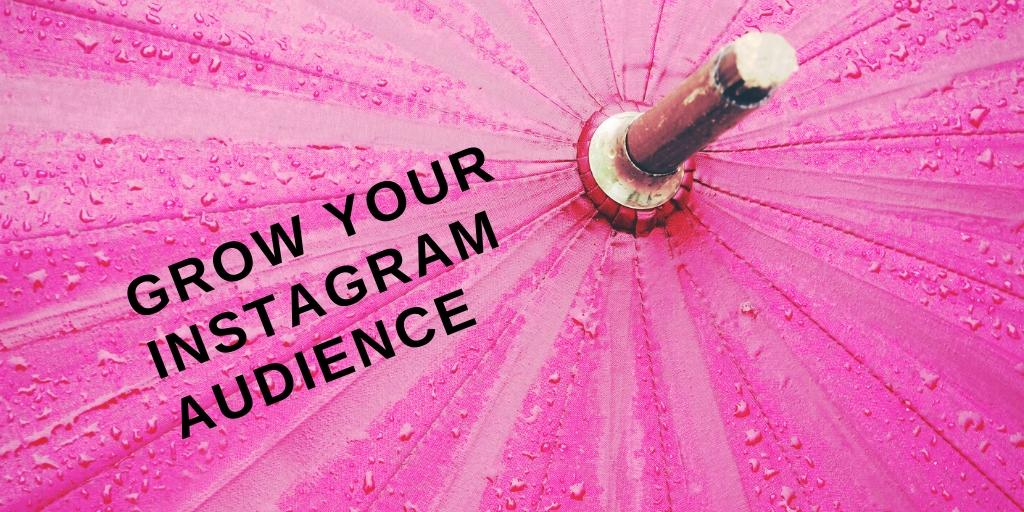 Grow your Instagram audience