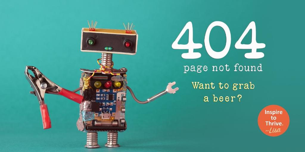 top seo tips on 404 pages
