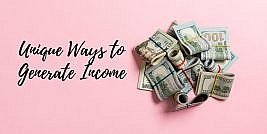 5 Creative Ways How to Generate Income for an Online Business