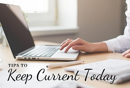 keeping your business current