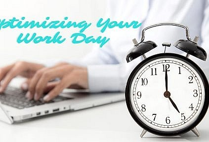 optimizing your work day