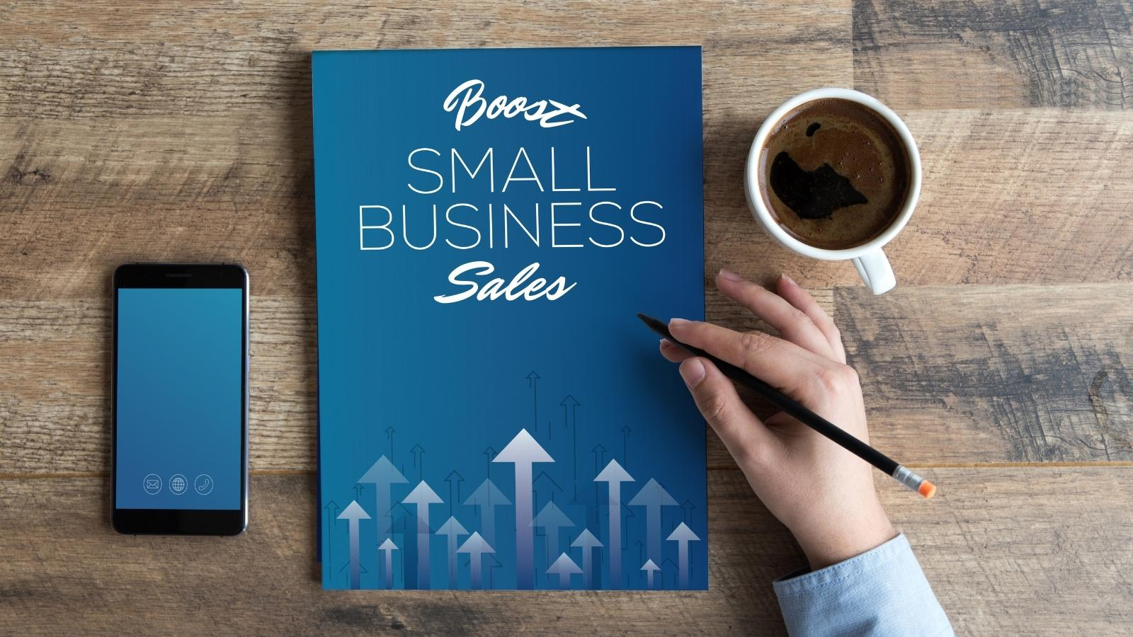 boost your small business sales