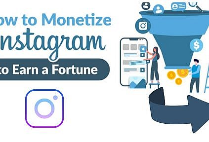 how to monetize instagram