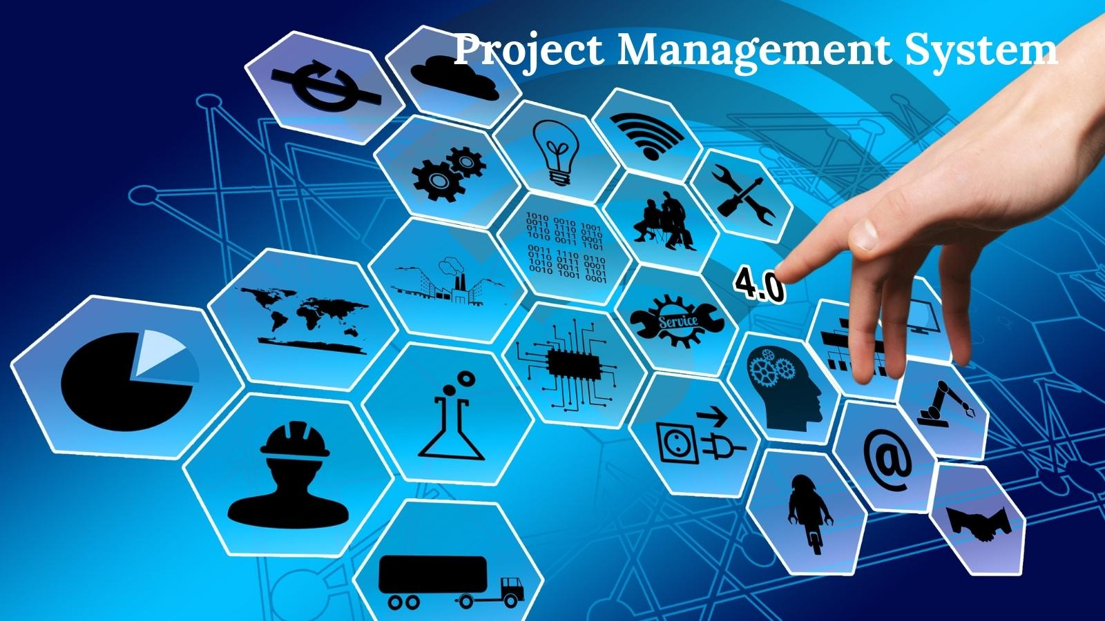 blog more efficient with project management system