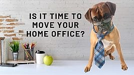 Are you Ready to Move Your Home Business Out Into an Office?